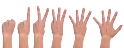 HandsCounting