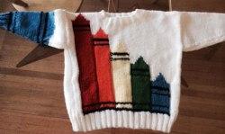 CrayonSweater